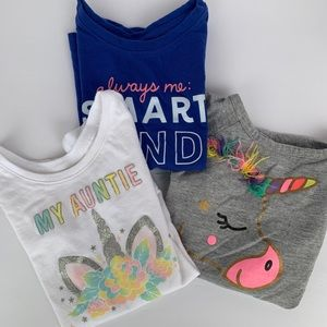 Girls 2T Bundle of Tees